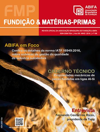 Revista Fundição & Matérias-Primas