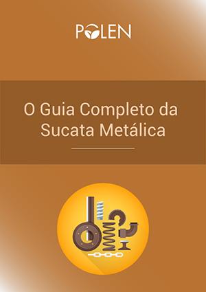 O material traz informações completas sobre as sucatas metálicas, do seu conceito à precificação.