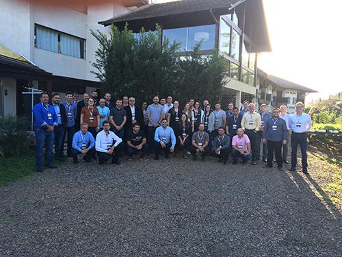Participantes evento