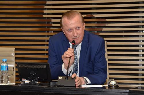 Ovandi Rosenstock foi responsável pela palestra magna em homenagem aos 50 anos da ABIFA.