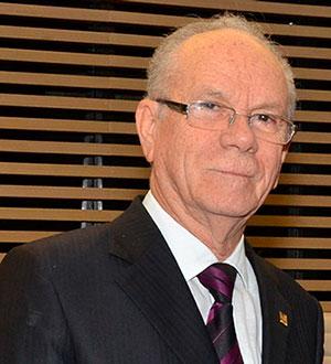 Afonso Gonzaga, presidente da ABIFA