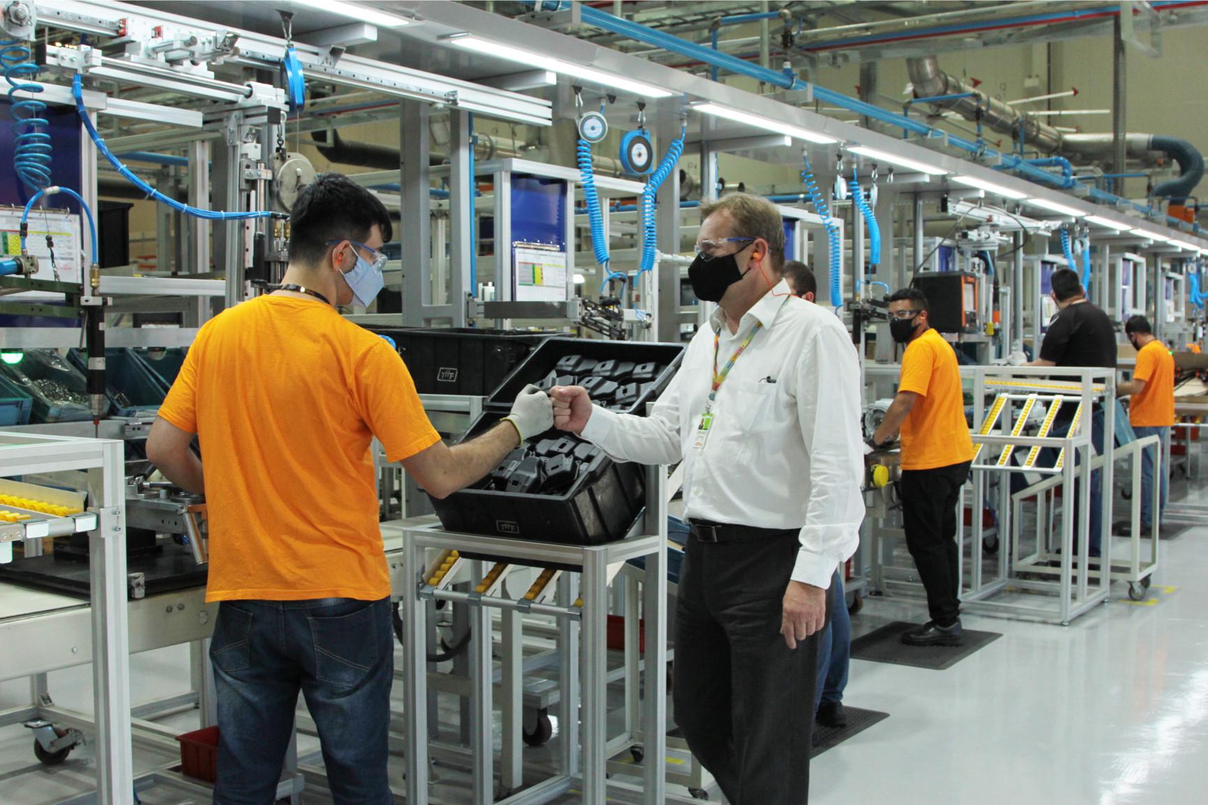 Novo Centro de Operações Motores da Stihl, em São Leopoldo (RS)